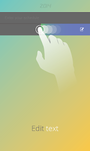 Flip Calendar + Widget 2014 v3.9