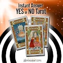 Yes Or No Tarot logo