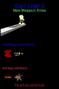 Good Bug Bad Bug FREE - screenshot thumbnail