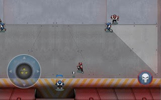 Screenshot of Punk Ball - Free