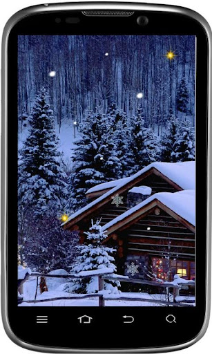【免費個人化App】Winter Snow Nature HD LWP-APP點子