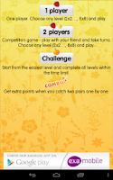 Screenshot of Fruits Games - Exercise Memory