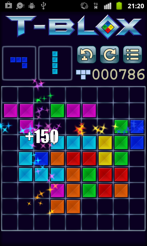 T-BLOX - screenshot