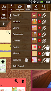 Note Board app (Ads free) - náhled