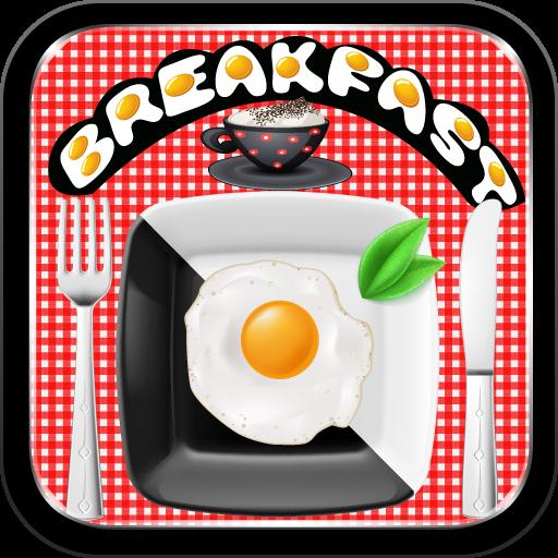 休闲の朝食カフェレストランゲーム LOGO-記事Game