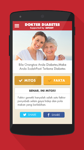 【免費醫療App】Dokter Diabetes-APP點子