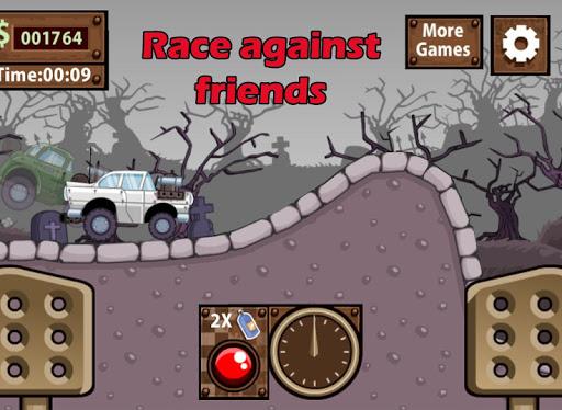 玩免費賽車遊戲APP|下載鼠棒 - 熱棒賽車 - 2D racing game app不用錢|硬是要APP