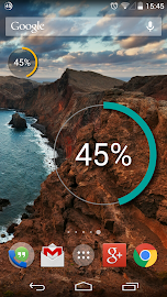 Battery Widget Reborn (BETA) Screenshot 4