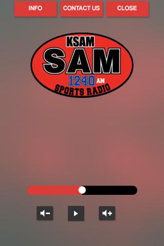 KSAM-AM 1240 SAM