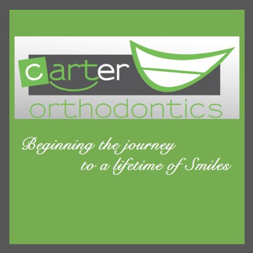 Carter Orthodontics 商業 LOGO-阿達玩APP