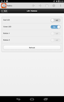 Screenshot of Nabto Client