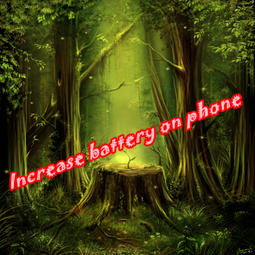 Increase battery on phone