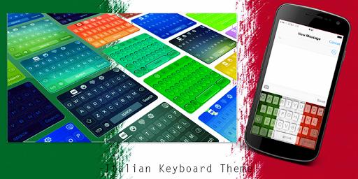 Italian Keyboard Theme