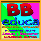 Educativo Aprender Números 1 icon