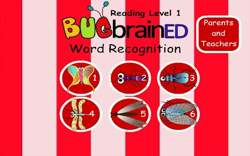 Word Recognition- screenshot thumbnail