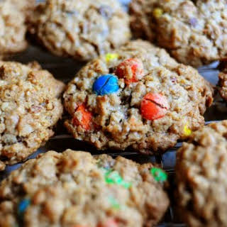 Monster Cookies Without Oatmeal Recipes.
