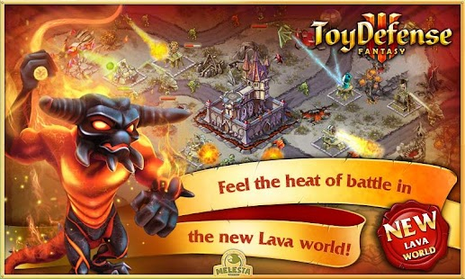 Toy Defense 3: Fantasy – TD - screenshot thumbnail