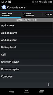 KLets - Voice control (Test) - screenshot thumbnail