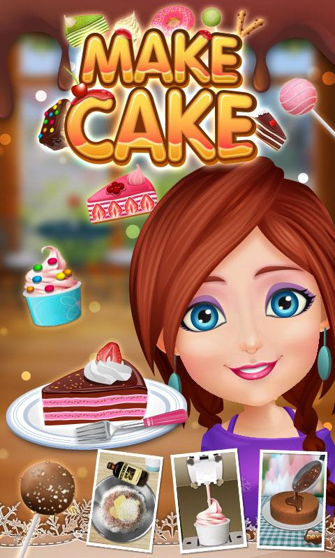 Cake maker story cooking game android apps on google play cake maker story cooking game screenshot solutioingenieria Choice Image