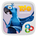 Parrot GO Launcher Theme icon
