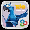 Parrot GO Launcher Theme icon