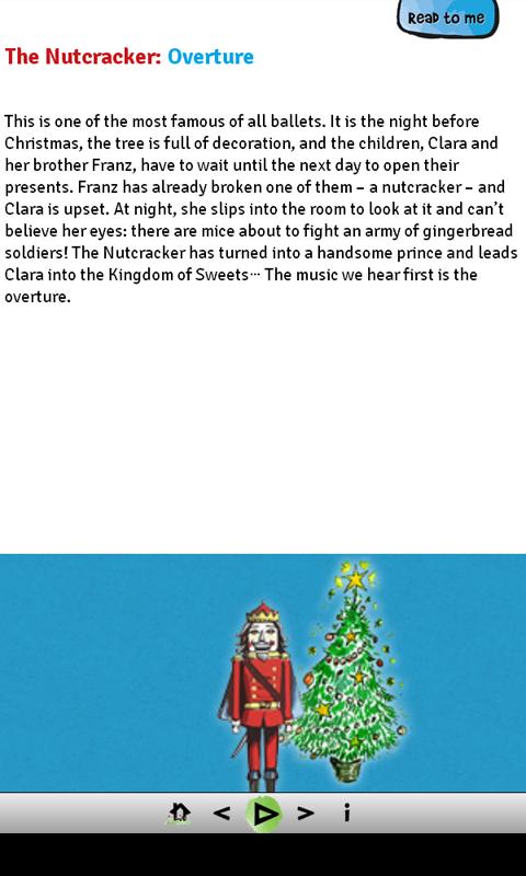 Little Tchaikovsky App - screenshot
