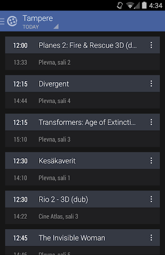 玩娛樂App|Cinema Finlando免費|APP試玩