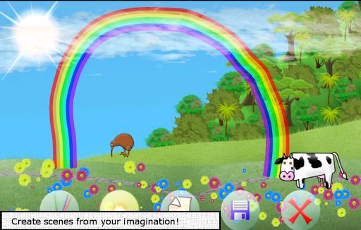 【免費家庭片App】Kids Scene It-APP點子