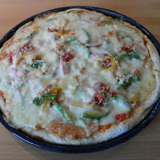 Garlic Shrimp Pizza Recipes.