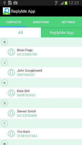 ReplyMe App