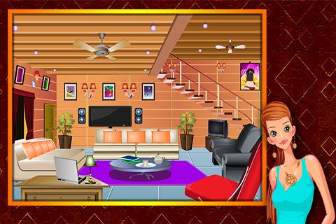 Graceful Living Room Escape - screenshot