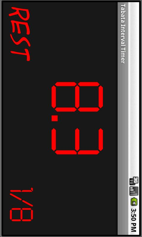 Interval Timer - Workout Timer- screenshot