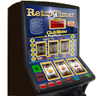 Retro Timer slot machine icon
