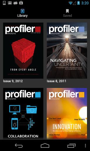 Profiler Magazine
