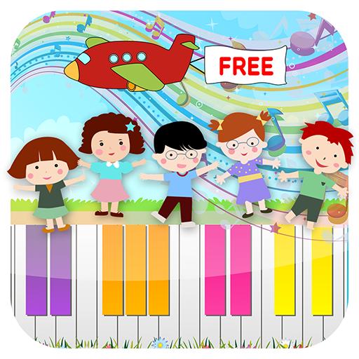 Kids Piano-Musical Baby Piano LOGO-APP點子