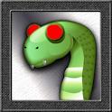 Solid Snake 3D Full logo