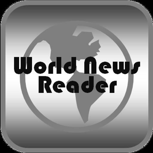 World News Reader LOGO-APP點子