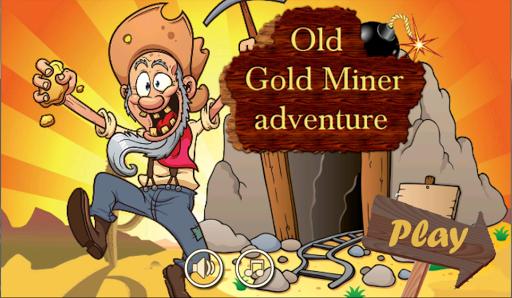 Old Gold Miner Adventure