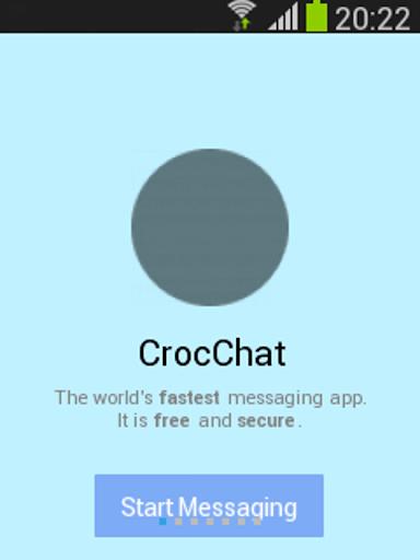 CrocChat by BluDoors