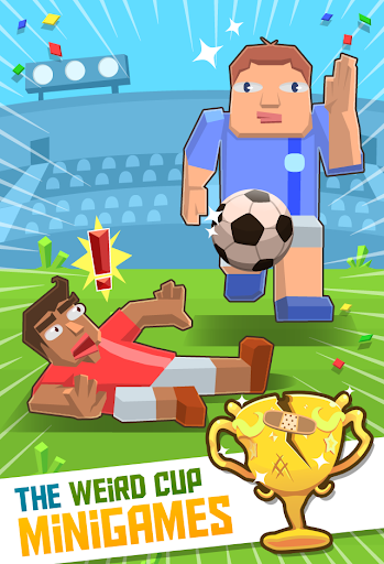 Weird Cup - Soccer Mini Games