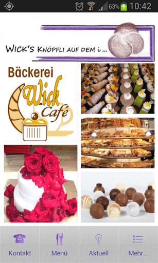 Bäckerei Wick