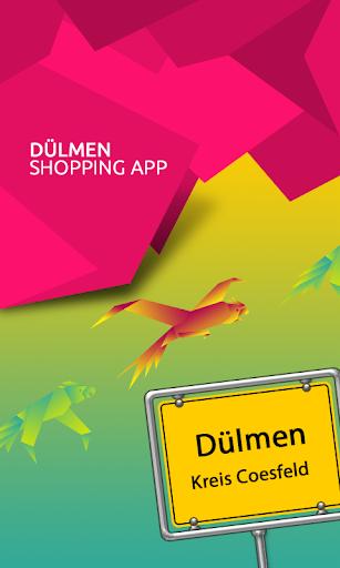 Dülmen Shopping App
