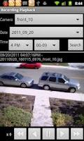 Screenshot of IP Cam Viewer Basic