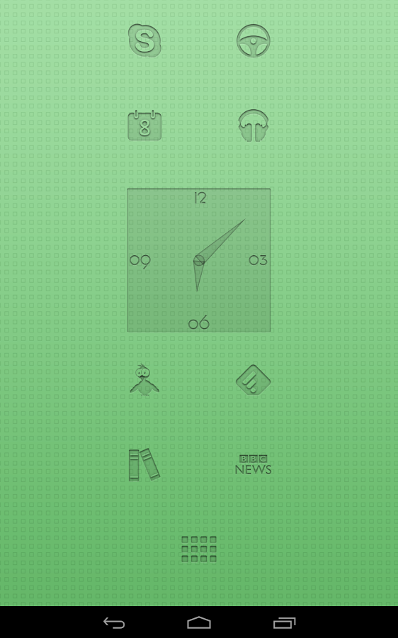 PushOn - Icon Pack- screenshot