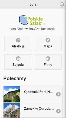 Jura Krakowsko-Częstochowska - screenshot