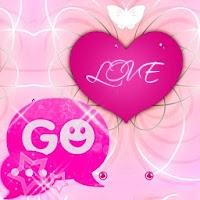GO SMS Pro Theme Romantic 3.5