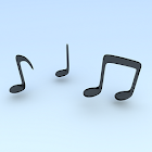 Learn to Read Music Word Game icon