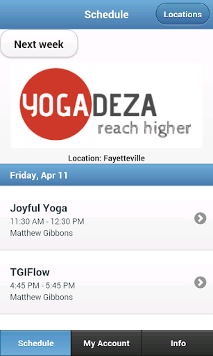 玩健康App|Yoga Deza免費|APP試玩
