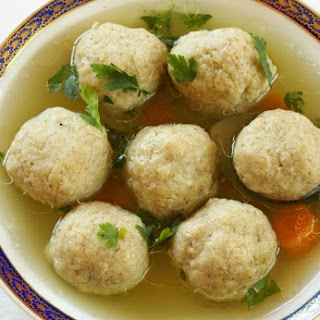 Matzo Ball Recipe Video