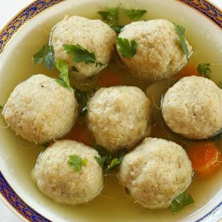Matzo Balls Without Eggs Recipes.